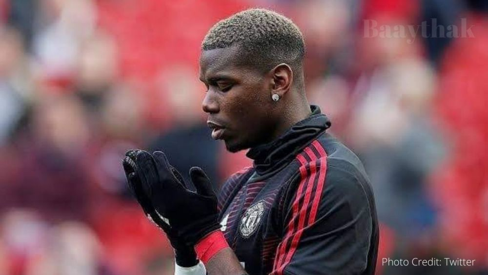 Paul Pogba denies the reports of quitting France national team as 'fake news' - Baaythak