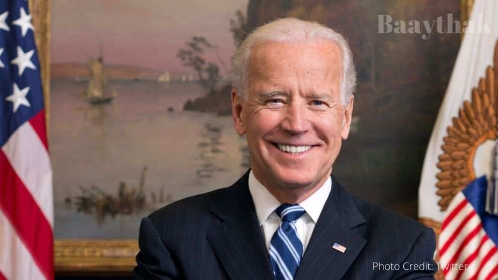 Joe Biden 46th President of USA - Baaythak