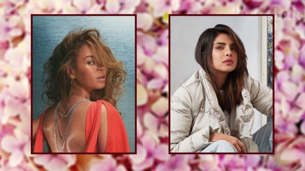 Priyanka Chopra and Beyonce congratulated Biden and Kamala
