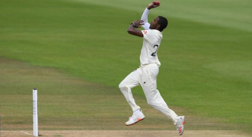Jofra Archer will miss the second test after elbow injury