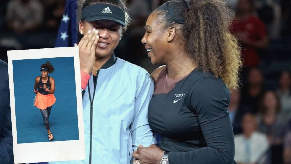 Naomi Osaka is an incredible opponent - Serena Williams