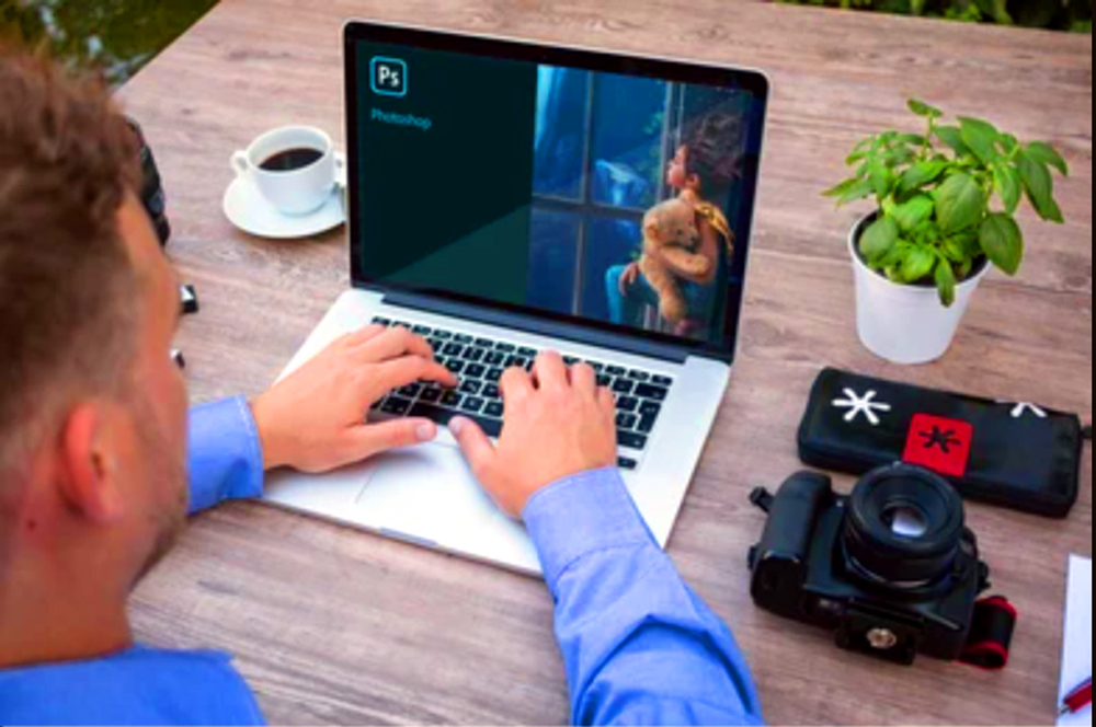 How to Save a File in Photoshop