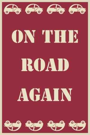 on the road lie de vin