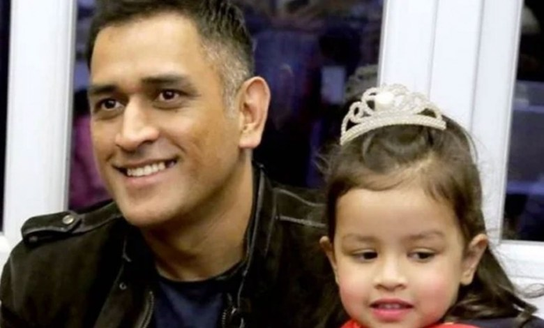Teenager Detained For Rape Threat Against MS Dhoni's Daughter