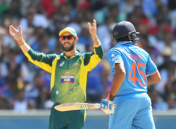 Australia vs India: Maxwell reveals Rohit's absence is a big positive for Australia