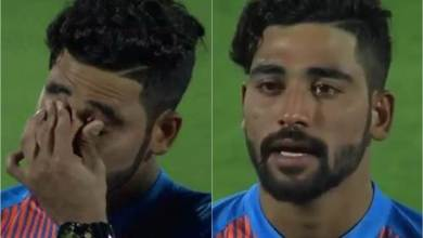 Photo of BCCI offered bereaved Mohammed Siraj the option of flying back to India