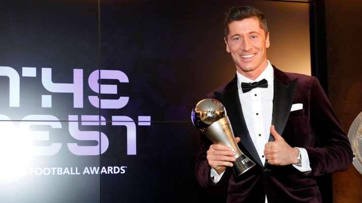 FIFA Awards 2020: Lewandowski beats Messi, Ronaldo to win FIFA Men's Player award