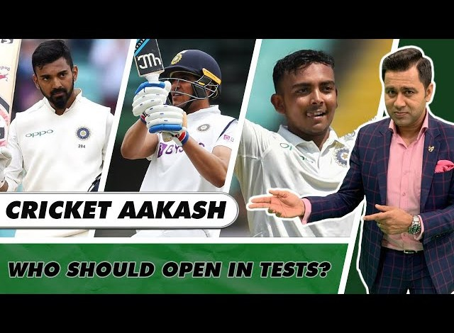 IND v AUS 2020: 'Prithvi Shaw has problems but who does not' - Aakash Chopra believes he should be India's opener