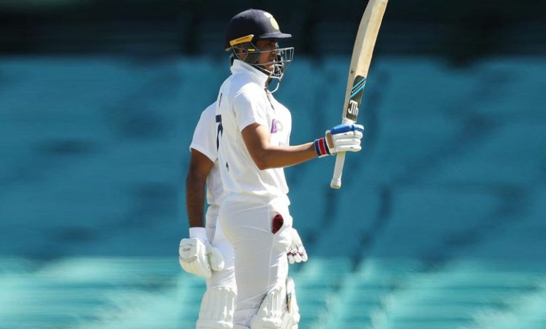 Shubman Gill looking forward to intimidating Aussie challenge