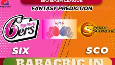 Photo of SIX vs SCO – Final Dream11 Team Prediction & Team Updates