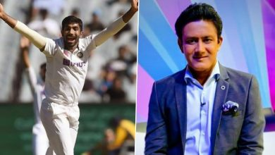 Photo of Anil Kumble Reacts To Bumrah Imitating His Bowling Action