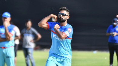 Photo of India's T20I squad for England series- Rahul Tewatia included in the squad