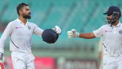 Photo of My job is to take a back seat and help Kohli- Ajinkya Rahane