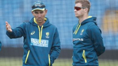 Photo of Coach Justin Langer said – No captaincy position available