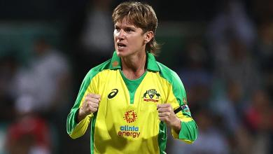 Photo of Zampa becomes 4th specialist spinner to play 100th match for Australia