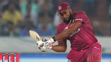 Photo of Windies Skipper Pollard smashed 6 sixes in an over