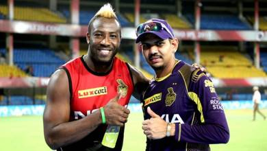 Photo of Russell and Narine arrived in India for the preparation of IPL 2021