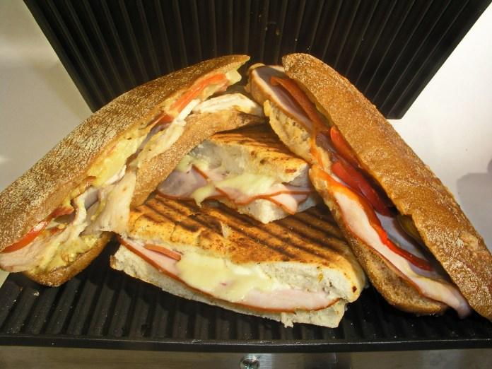 Grillezett szendvics