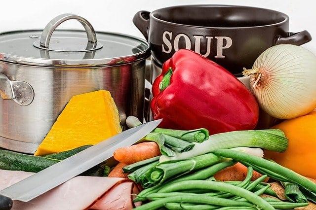 egészséges főzés