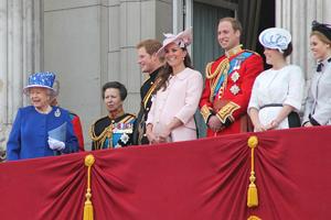 A királyi család