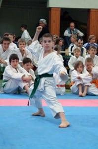 karate gyerekeknek
