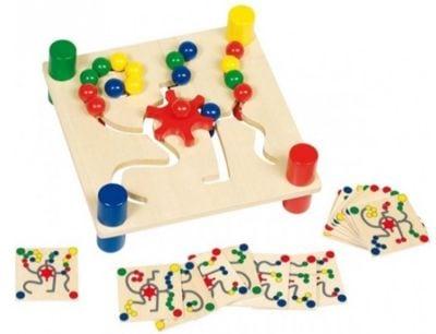 Golyóvezető játékok, írás előkészítők