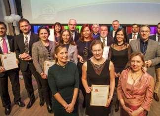 Kiosztották az Év Családbarát Vállalata 2016 díjat!