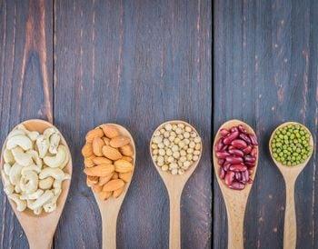 Kiegyensúlyozott aminosav-bevitel