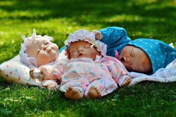 babázás