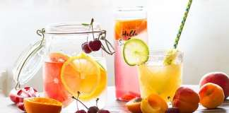 Hűsítő limonádék