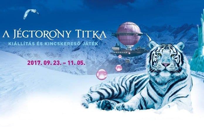 A JÉGTORONY TITKA című kiállítás és kincskereső játék