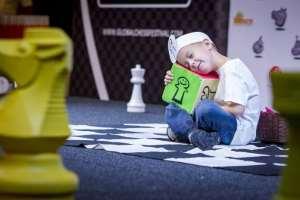 Sakkjátszótér
