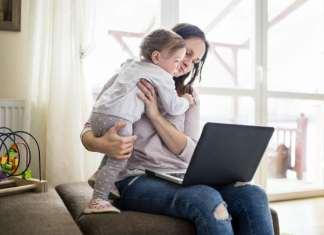 munka gyerek mellett