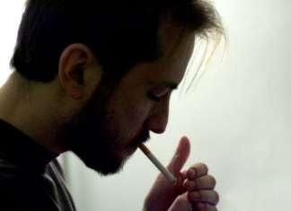 férfiak dohányzás