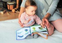 Fejlesztő játékok 3-4 hónapos babáknak