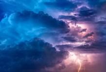 A viharoktól való félelem