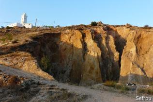 Formacje skalne blisko Sefrou