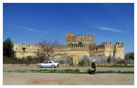 Morocco.Fes.kasbah.Dar.Dbibagh.Ville.Nouvelle.25