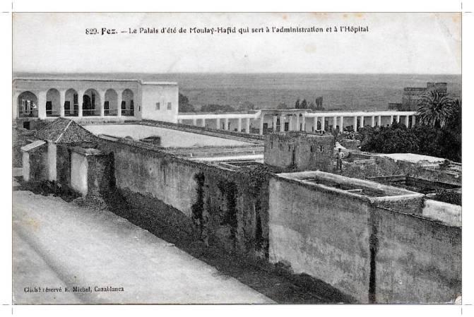 Morocco.Fes.kasbah.Dar.Debibag.Ville.Nouvelle.03