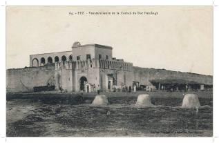 Morocco.Fes.kasbah.Dar.Debibag.Ville.Nouvelle.07