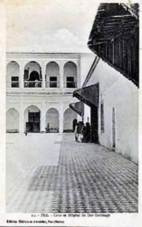 Morocco.Fes.kasbah.Dar.Debibag.Ville.Nouvelle.08