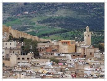 Morocco.Fes.medina.views.10