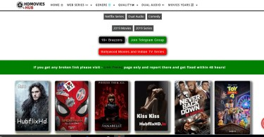 Hubflix - Hdmovieshub Telugu, Hollywood hdmovies download