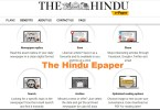 The Hindu Pdf Download: The Hindu pdf free download today, epaper