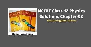 Electromagnetic Waves Solution