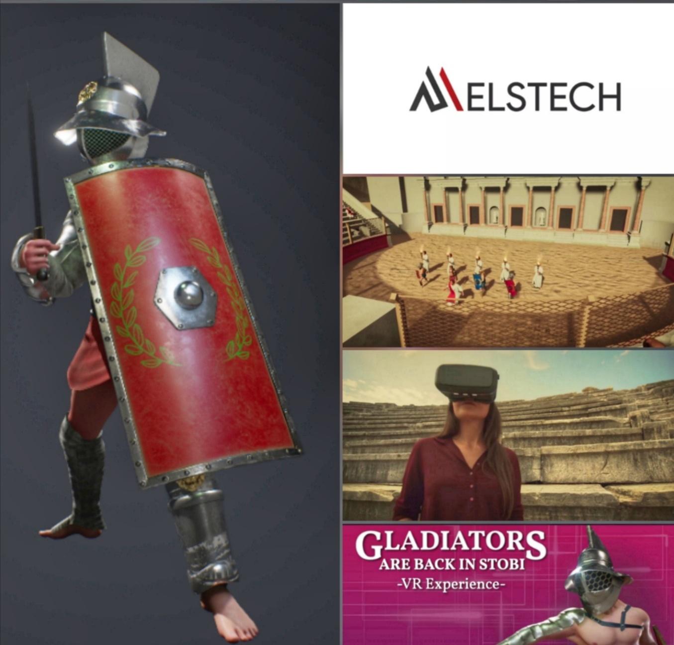 Битолската компанија Melstech ја изработи првата апликација во виртуелна реалност (VR) за Археолошки локалитет во Македонија