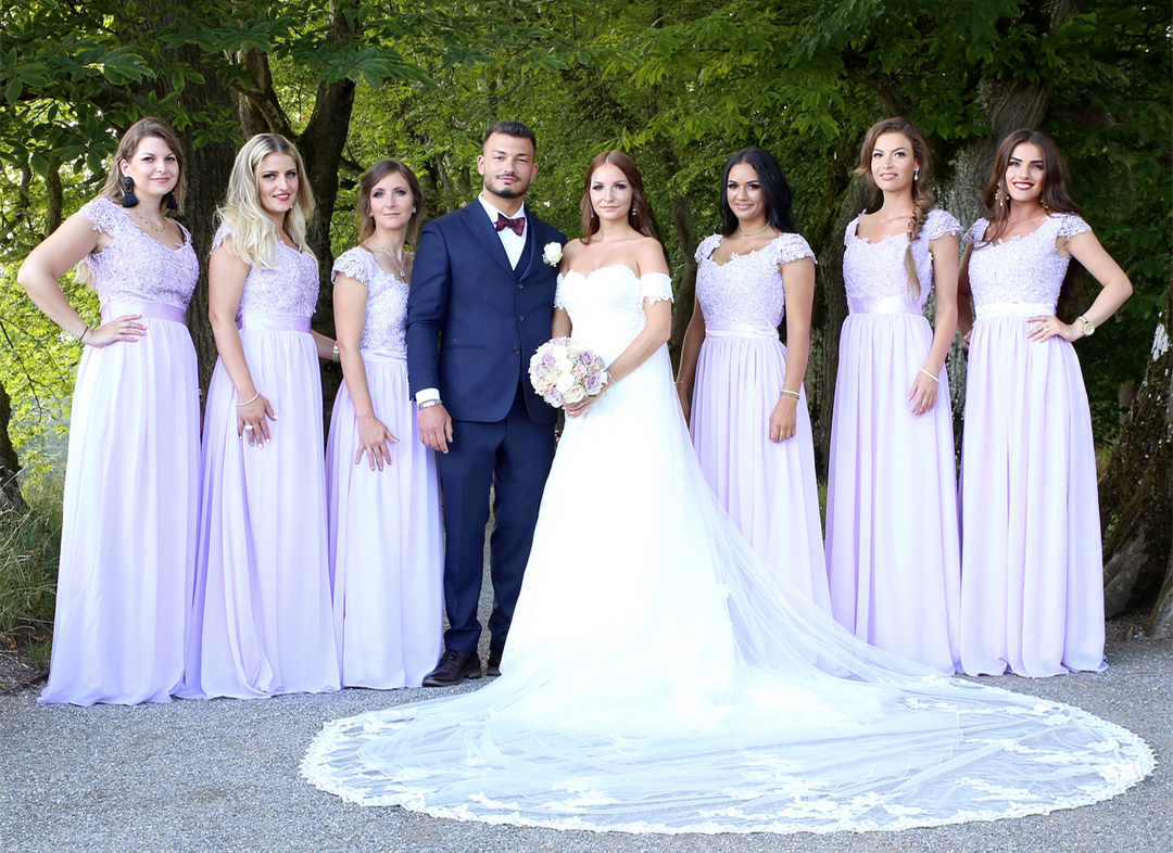 How To Organize A Purple Wedding 8 Styles Of Purple