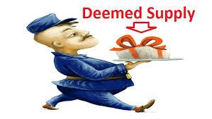 deemed supply