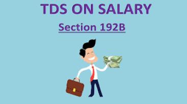 tds on salary