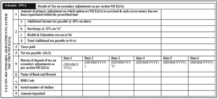 income tax return itr 5